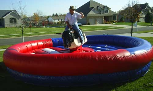 Mechanical Bull The Woodlands Houston And Spring Texas